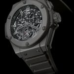 HUBLOT King Power Chrono Tourbillon All Black