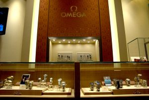 OMEGA, the Official Timekeeper of the Olympic Games, celebrated the opening of its Boutique in the Fairmont Hotel Vancouver