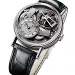 BaselWorld 2010 Preview: BREGUET Tradition Fusee Tourbillon With Silicon Balance Spring