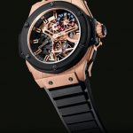 BaselWorld 2010 Preview: HUBLOT Gold King Power Tourbillon GMT
