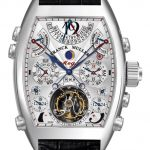 FRANCK MULLER Aeternitas Mega 4: the worlds most complicated wristwatch