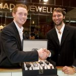 Olympic Legend Ian Thorpe Partners With TW STEEL
