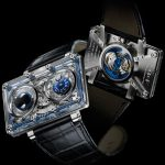 MB&F presents Horological Machine No2-SV (Sapphire Vision)