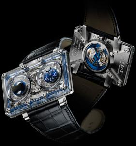 MB&F Horological Machine No2-SV