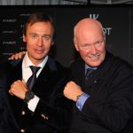 The King Power Alinghi seals watchmaker Hublot's association with the Swiss Alinghi team