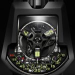 URWERK - The UR-203, on the Razor's Edge
