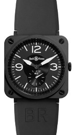 Bell & Ross BR-S Mat Black Ceramic Thumbnail