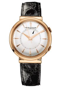 The First Jaeger-LeCoultre Memovox watch (1950)