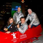 Vancouver 2010: OMEGA honours Olympian star Malle Ricker