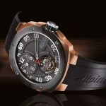 BaselWorld 2010 Preview: ALPINA GENEVE Two New Versions of The Eextreme Tourbillon Regulator Manufacture