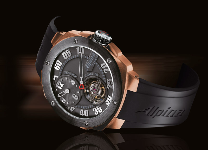 BaselWorld Preview ALPINA GENEVE Two New Versions Of The - Alpina geneve