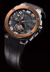 ALPINA Genève Extreme Tourbillon Regulator Manufacture