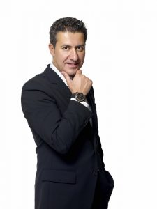 Antonio Calce, CORUM CEO Photo: Stephane de Bourgies