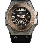 BaselWorld 2010 Preview: LINDE WERDELIN Oktopus Moonphase Complication