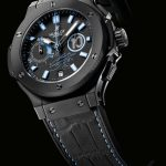 Footballing legend Diego Maradona is HUBLOT's new ambassador