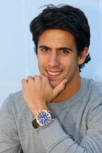 Lucas di Grassi the new TW Steel brand ambassador