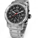BaselWorld 2010 TW STEEL Introduces 2010 Tech Collection