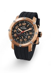 TW Steel TW 131 with AA-grade rose gold plating
