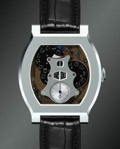 F.P.Journe Vagabondage II limited edition of 69 pieces in platinum