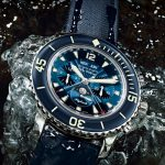 Blancpain's new Fifty Fathoms