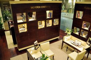 The new VACHERON CONSTANTIN Boutique in Riyadh