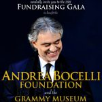 Andrea Bocelli Foundation Launches with 2011 Benefit Gala
