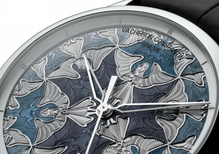 Vacheron Constantin Métiers d'Art Les Univers Infinis: Angel watch