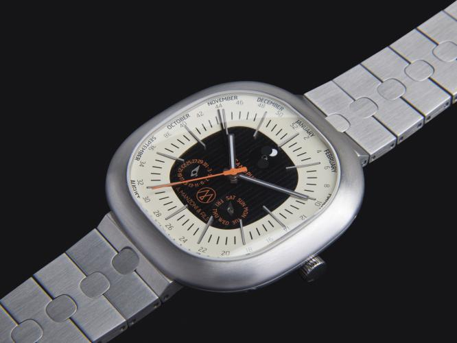 Canopus Weekplanner watch