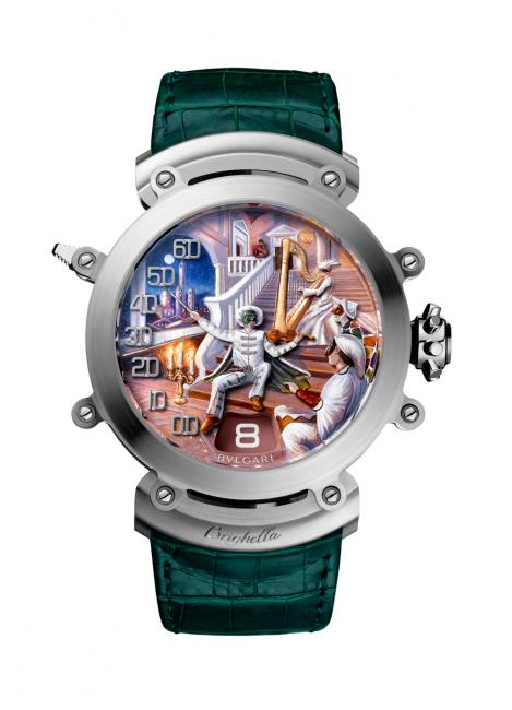 Bulgari Commedia Dell Arte watch