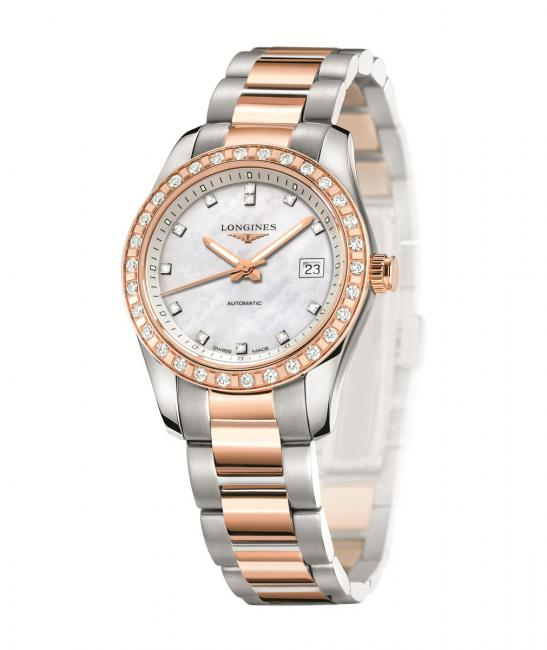 Longines Conquest Classic ladies' model