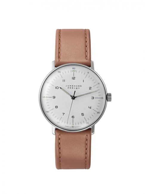 Max Bill by Junghans: Hand-winding watch