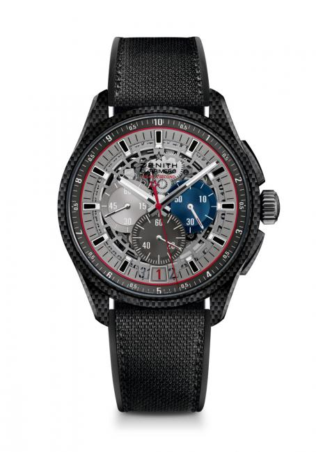 Zenith EL Primero Lightweight in limited edition of 100 pieces
