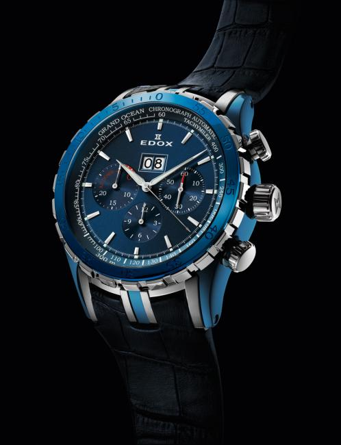 Edox Extreme Sailing Series Special Edition watch