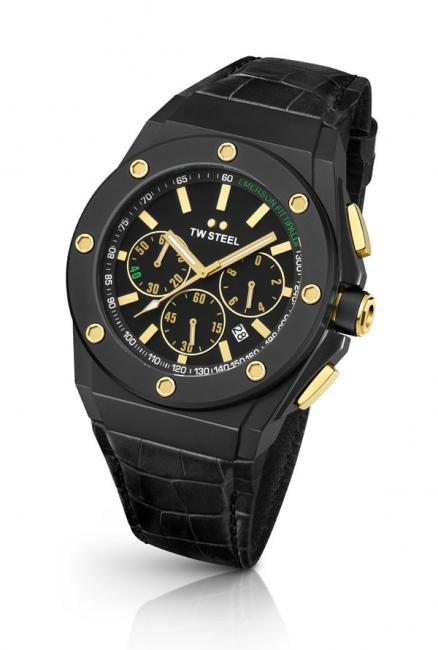TW Steel CEO Tech Emerson Fittipaldi Limited Edition