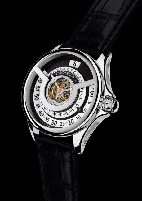Inversion Principle,  designed by Adrian Glessing and developed and produced by David Candaux/Du Val Des Bois exclusively for Fonderie 47