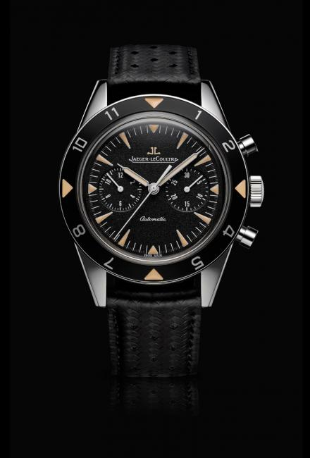 Jaeger-LeCoultre Deep Sea retro piece