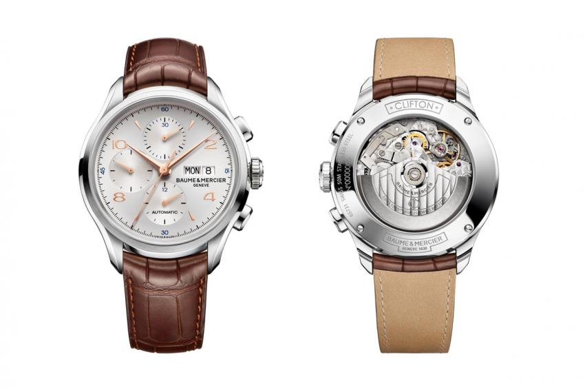 Baume & Mercier Clifton MOA10129 Chronograph