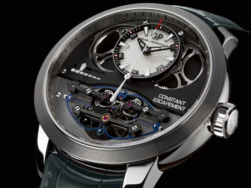 Girard-Perregaux Constant Escapement L.M watch