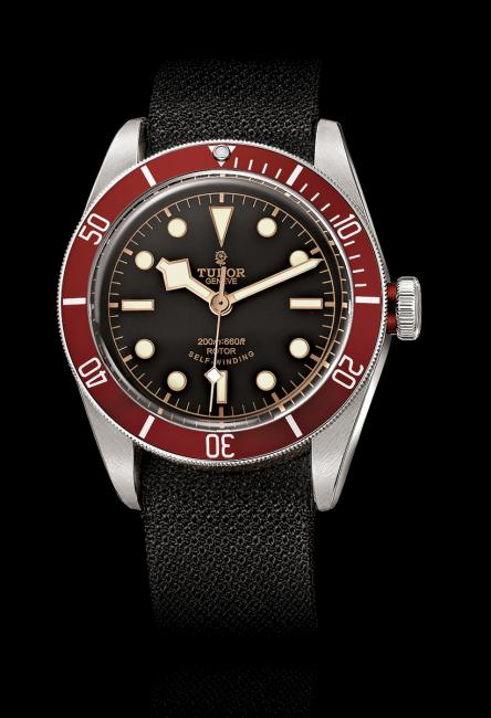 Tudor, Heritage Black Bay