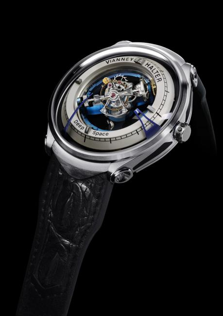 Vianney Halter, Deep Space Tourbillon