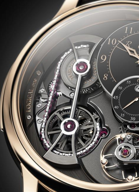 Romain Gauthier Logical One detail