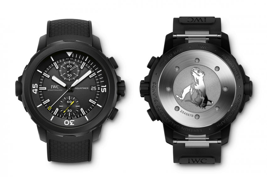 "IWC Aquatimer Chronograph Edition ""Galapagos Islands"" (Ref. IW379502)"
