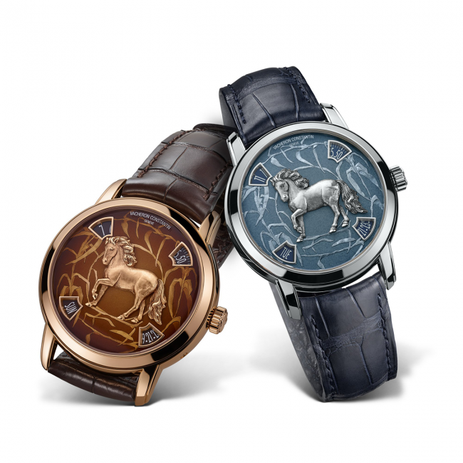 Vacheron Constantin, The Legend of the Chinese Zodiac, part of the Métiers d'Art collection.