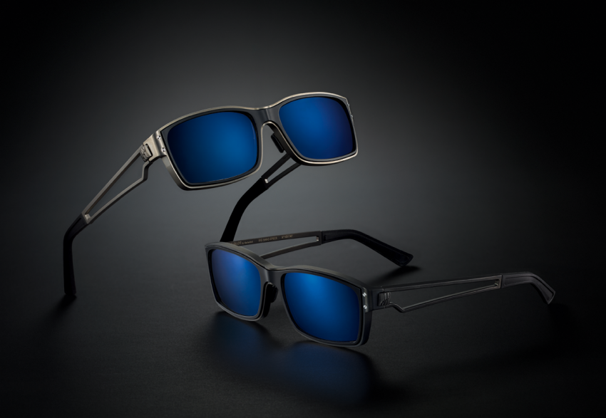 Hublot is launching its sunglasses developed in collaboration with Marcus Marienfeld AG and Zeiss