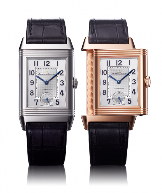 For the first time, the iconic Jaeger-LeCoultre Reverso is powered by an automatic movement