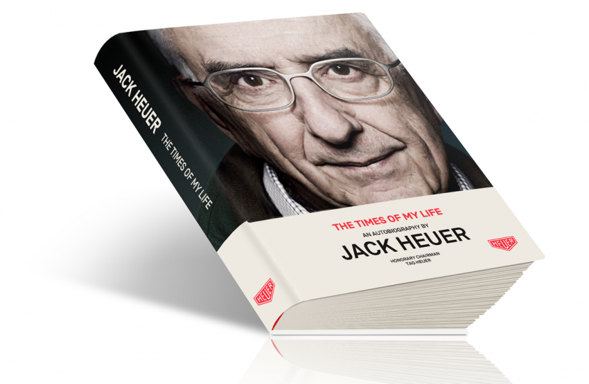 A fascinating story from a legendary character, Jack Heuer retraces his exceptional career in the Swiss watchmaking industry.