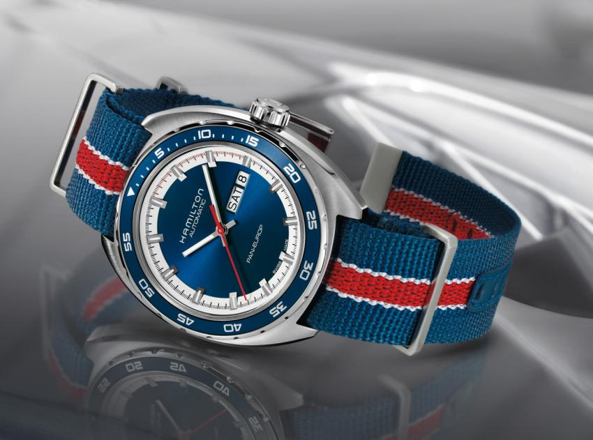 This year the Pan Europ is receiving a new heart, the H-30 with 80 hours of typical power reserve