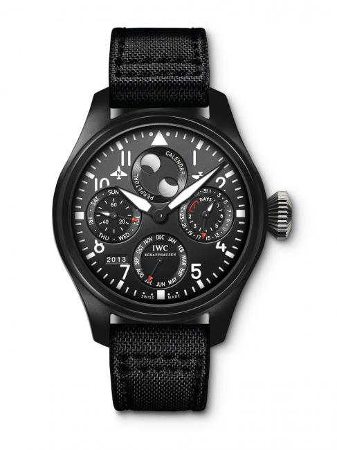 IWC Big Pilot Perpetual Calendar with 7-day power reserve