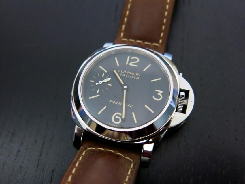 TimeCaptain's Panerai Luminor PAM00540