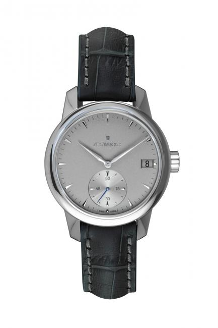 The Zeitwinkel 188° is using the automatic ZW0102 calibre with 72 hour power reserve
